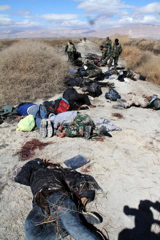 Photo of Al-Otaibah ambush kills more than 100 gunmen of al-Nusra terrorists