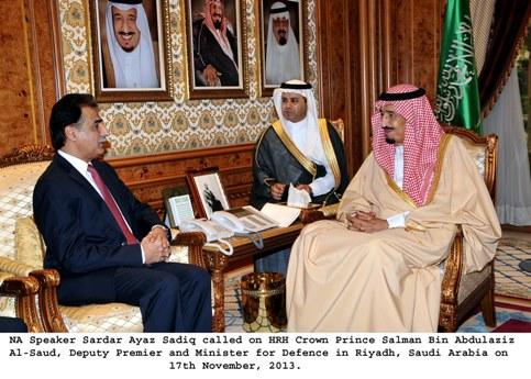 Photo of Saudi Arabia Seeking Pakistani Arms for Syrian Terrorists: Report