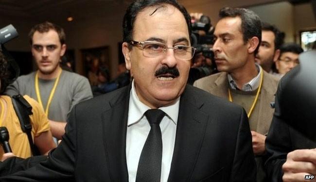 "Photo of Former FSA Dictator: ""Ahmad al-Jarba Syria's new dictator"""