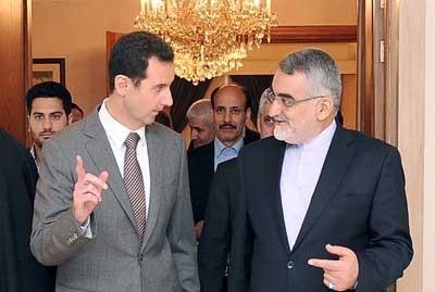 Photo of Meeting Al-Assad, Boroujerdi: Syria's Victory over Takfiris to Affect Whole Region
