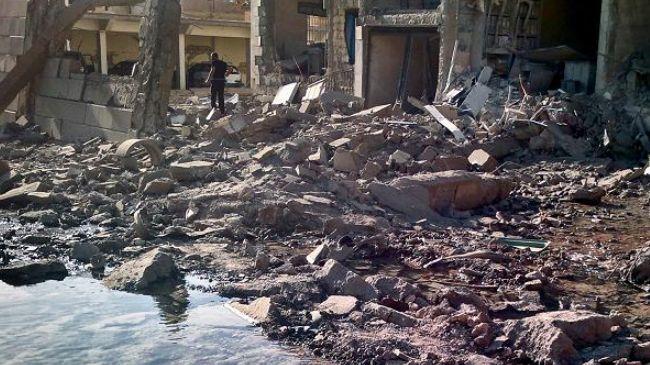Photo of Triple bombing kills 3 in Kurdish Syrian city