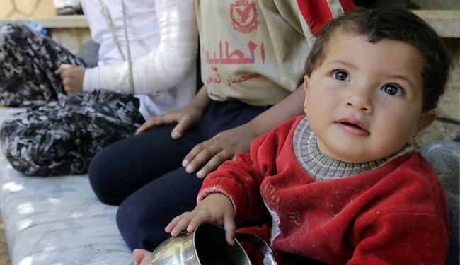 Photo of Living in rubble, Syrian children devastated under siege: UN