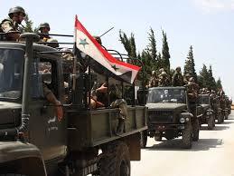 Photo of Syrian Army Retakes Two Strategic Towns Near Lebanon