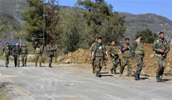Photo of Syrian Army Breaks Militants' 1st Line of Defense in Rankus
