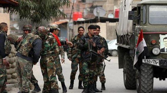 Photo of Syria army strikes terrorists hard