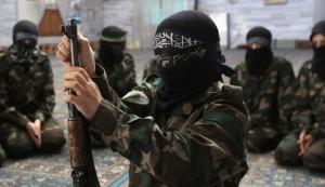 Photo of British women fighting in Syria: Daily Mirror