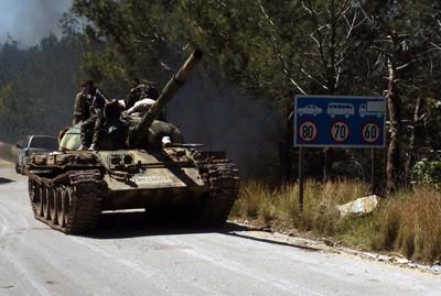 Photo of Syrian Army Continues War on Terrorist Gunmen in Homs, Idlib, Aleppo