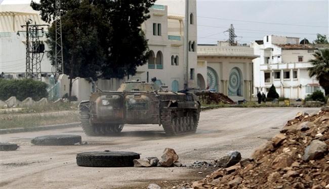 Photo of Syrian army, terrorists call truce near Homs