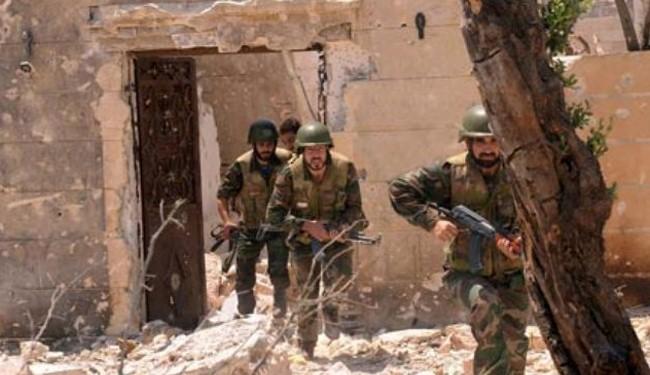 Photo of Syria army tightens noose around terrorists