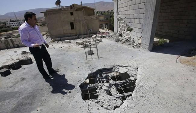 Photo of Foreigner Terrorists' rockets from Syria hit Lebanon's Bekaa