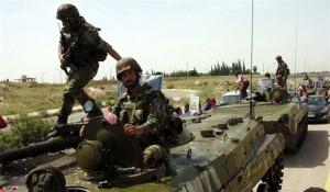 Photo of Syrian Army Begins Fresh Operations in Lattakia Countryside