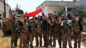 Photo of Syrian troops make fresh advances near Lebanese border