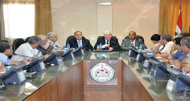 Photo of Petroleum Minister: Work underway to repair Arab gas pipeline