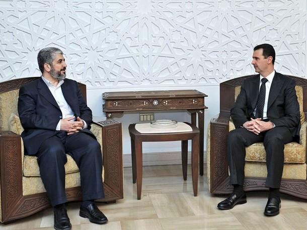 Photo of Bashar al-Assad: Palestine is aour main concern..