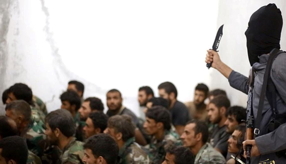 Photo of Turkey, Israel, US, Qatar, KSA, Jordan, West-created, backed, armed, financed ISIL executes dozens of captured Syrian soldiers
