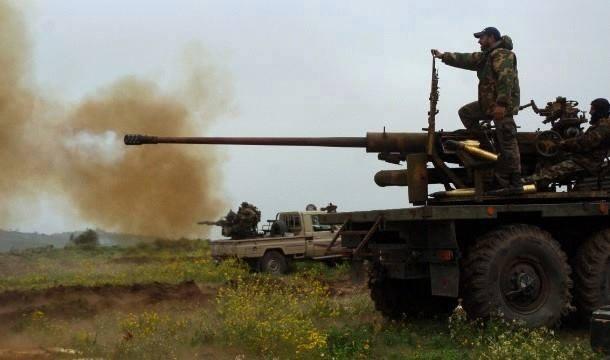 Photo of Syrian Army Kills Terrorist Commander in Quneitra, Advances in Jobar
