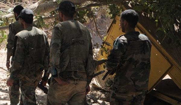 Photo of Syria: Terrorists Sustain Heavy Toll in Daraa, Quneitra
