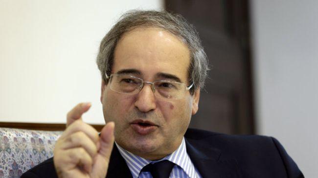 Photo of Turkey-ISIL tie no longer hidden: Syria deputy FM