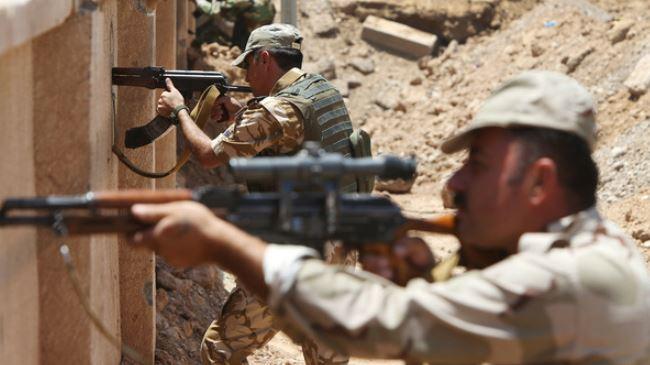 Photo of First Peshmerga group enter Syria's Kobani, Turkey violates Syria's sovereignity says Syria