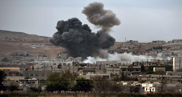 Photo of People of Ayn al-Arab (Kobane) regain control of cultural center and 48th Street