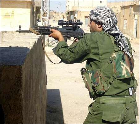 Photo of Kurdish Fighters Thwart New ISIL Attack in Kobani