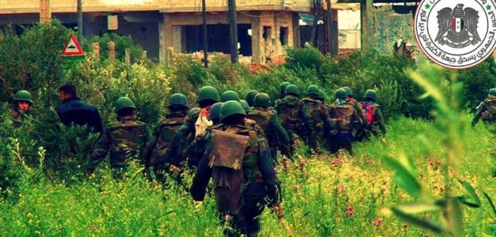 Photo of Deir Ezzor: The Republican Guard Continues Their Offensive at Sakr Island