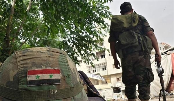 Photo of Syria: Army Downs ISIL Drone in Deir Ezzur