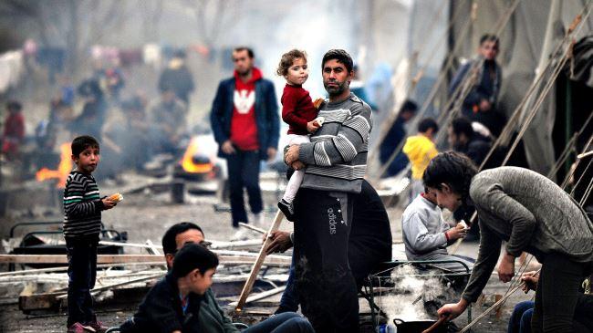 Photo of Britain biased toward Syrian refugees