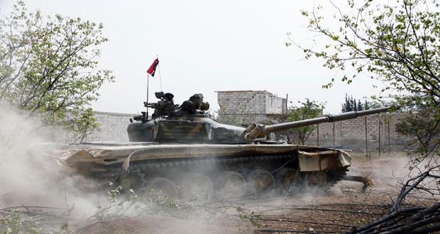 Photo of Syrian Army advances in Jabal al-Shaer, kills many terrorists across the country