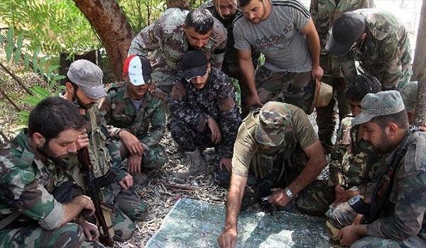 Photo of Syrian Army Makes Gains in Deir Ezzur, Daraa