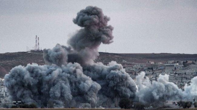 Photo of Turkey bombards Kobani, wounds civilians and Kurdish fighters