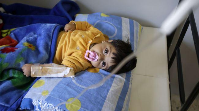 Photo of UNICEF says 2014 devastating year for children