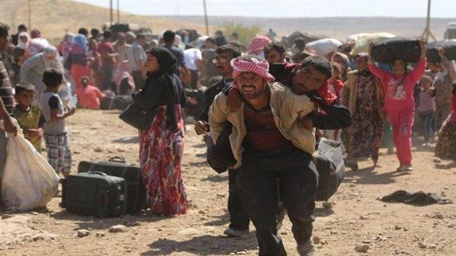 Photo of ISIL militants, Kurdish fighters clash in Syria's Kobani