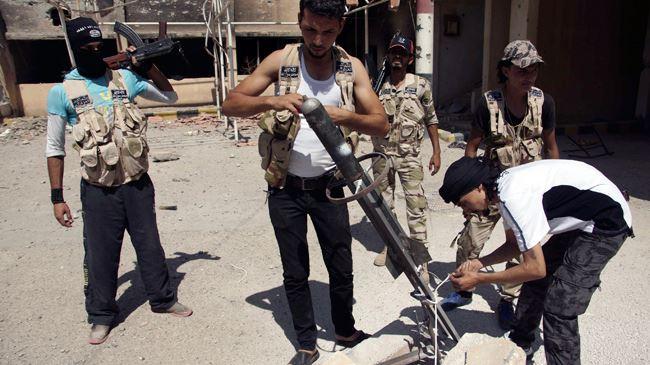 Photo of Terrorist mortar attack injures child near Syrian capital