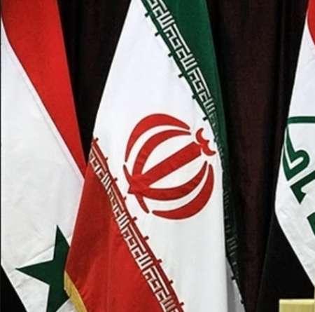Photo of Iran, Iraq, Syria FMs hold tripartite talks