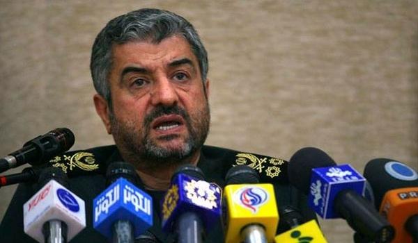 Photo of IRGC Commander: Israel Nearing Demise