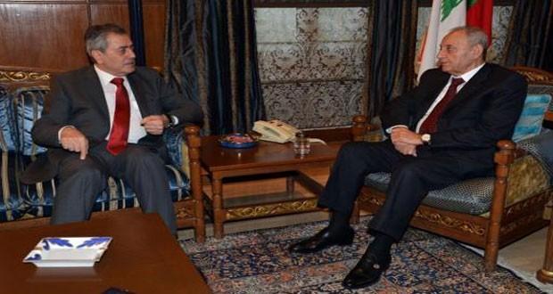 Photo of Berri, Abdul-Kareem discuss new measures on borders