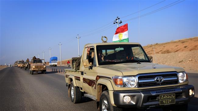 Photo of Kurdish fighters recapture 80% of Syria's Kobani, new report says