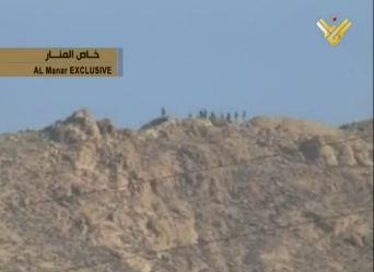 Photo of Lebanese Army Firmly Controls Hamra Hill on Ras Baalbek Barrens