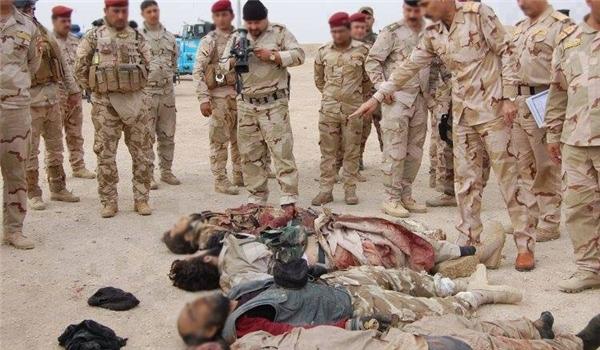 Photo of Iraqi Army Kills Tens of ISIL Terrorists in Salahuddin Province