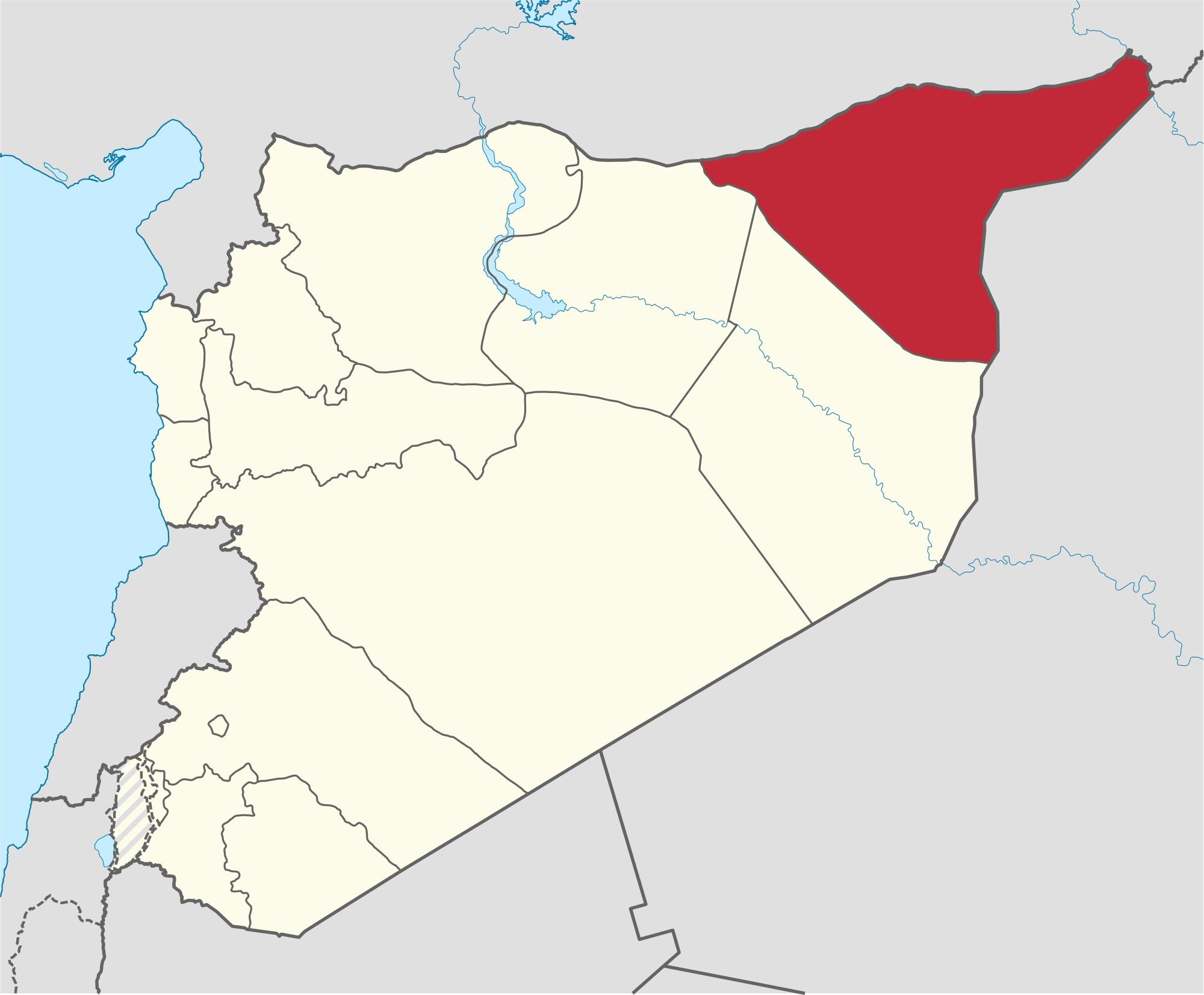 Photo of Syrian Kurds Advance towards Hasakah
