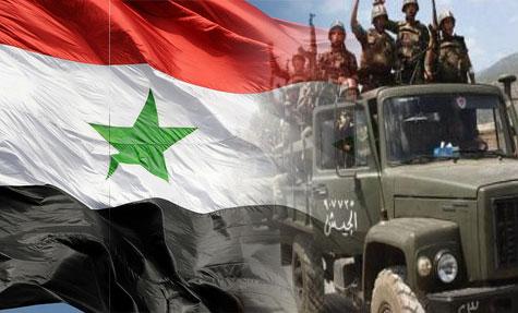 Photo of Syrian Army Retaliates for Damascus Bomb, Strikes ISIL Dens