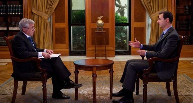 Photo of Part 1- President al-Assad's Portuguese State TV interview