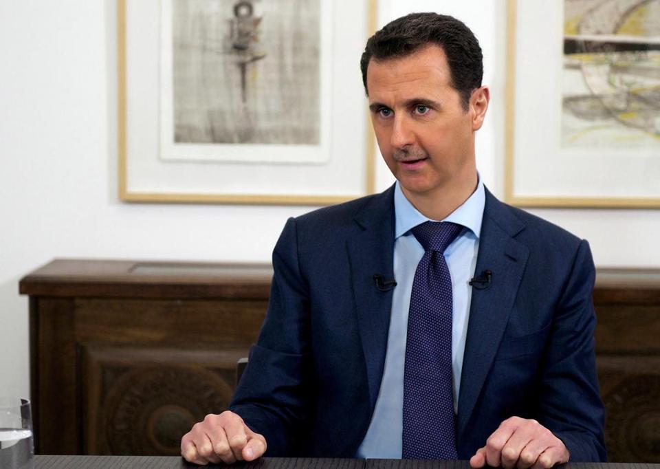 Photo of Syrian President Bashar al-Assad denies alleged use of chlorine gas in Idlib