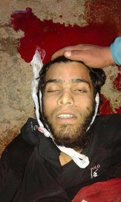 Photo of Syrian Army send terrorist Nusra commander Ahmad Salem with 22 of his men in Jisr ash-Shugur to hell.
