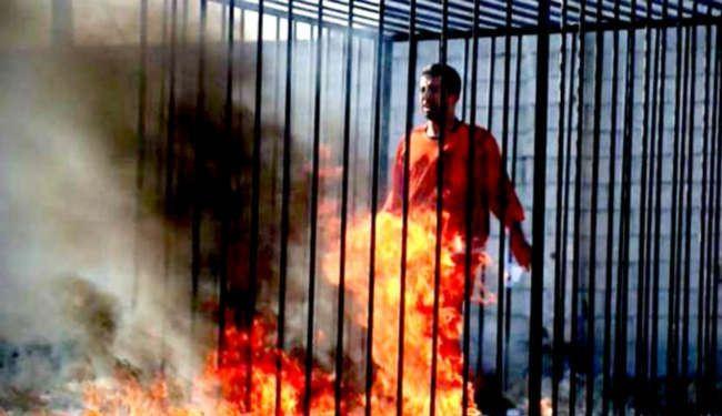 Photo of Who Set Jordanian Pilot Muath al- Kasasbeh on Fire?