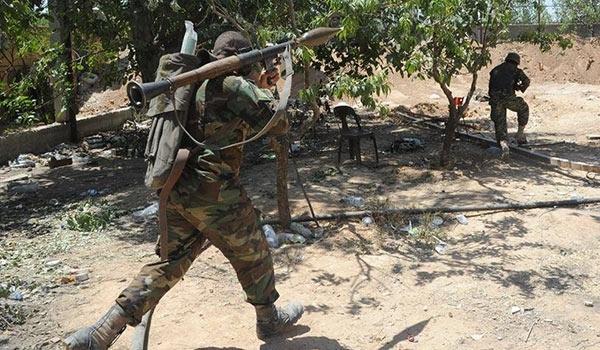 Photo of Syrian Forces Retake Strategic Hill of Khirbet Nahle