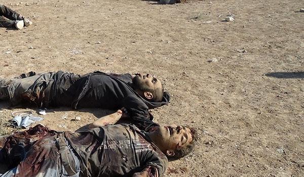 Photo of 40 Takfiri Terrorists Dead as Syrian Troops Make Gains in Jisr Al-Shughur