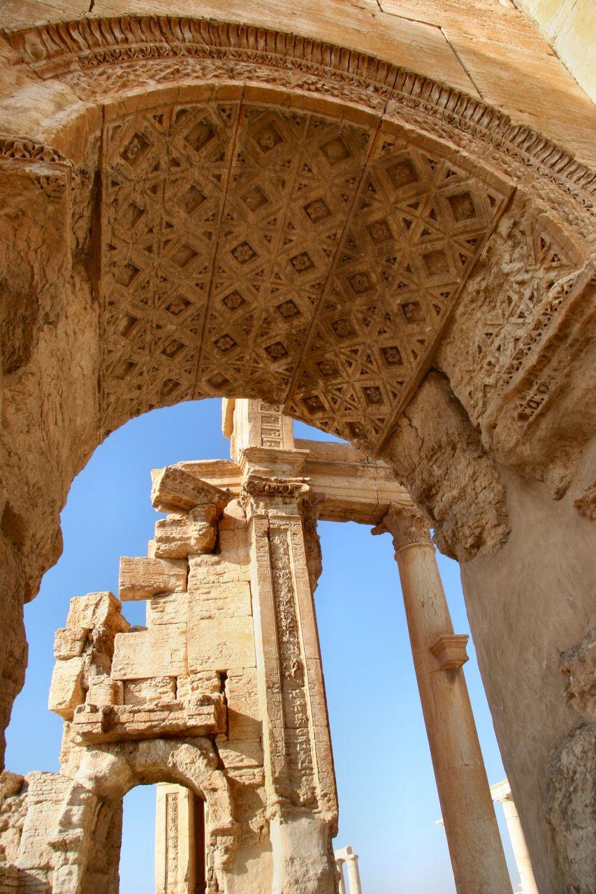 Photo of Syria's Palmyra destruction loss to humanity: UNESCO