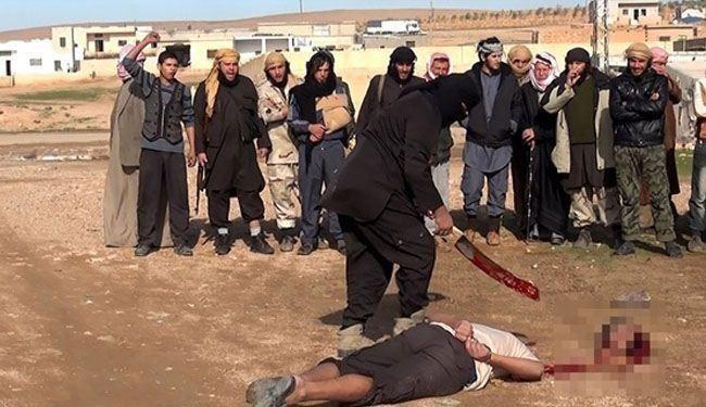 Photo of Terrorist ISIS Biggest Mass Massacre in Palmyra